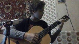 Сплин - Бонни и Клайд (Разбор на гитаре)