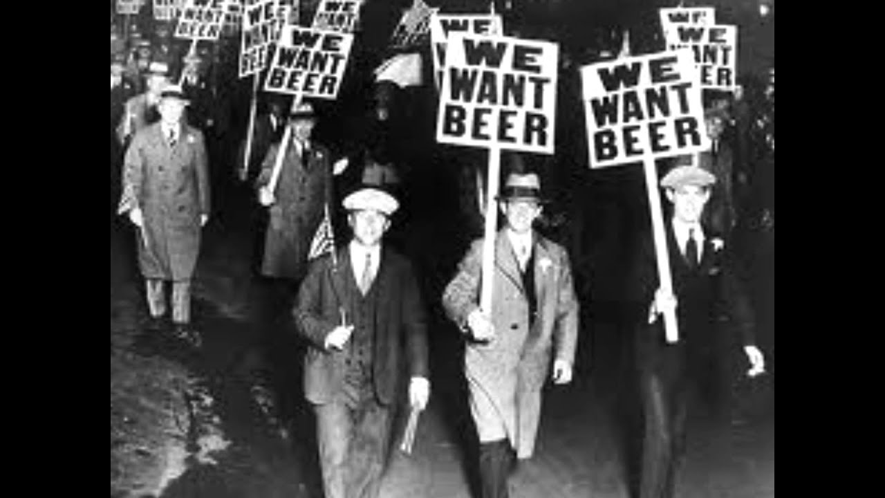Prohibition The Roaring 20's - YouTube