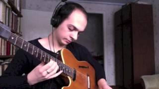 Europa Carlos Santana (cover); Европа Сантана гитара