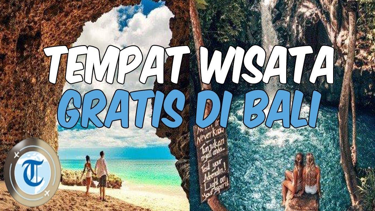 10 Tempat Wisata Gratis Di Bali Yang Instagramable Rasakan