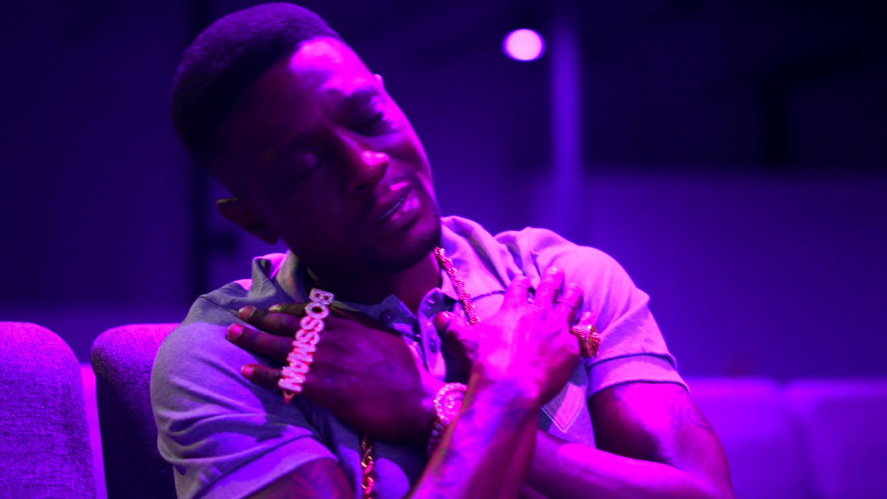 Boosie Badazz - Burden on my Heart (Official Music Video) MyTub