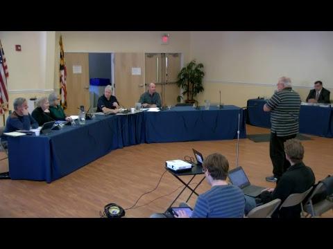 Regular Board Meeting- Oct. 27, 2017