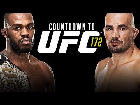 Conteo regresivo a UFC 172: Jon Jones vs Glover Teixeira