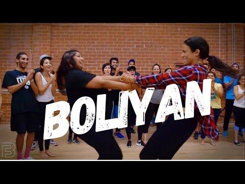 """BOLIYAN"" - #GIDDHASTEP Dance - Lehember Hussianpuri"