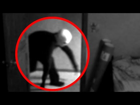 5 Humanoid Creatures Caught on Tape