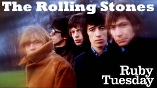 Ruby Tuesday - Rolling Stones - Fausto Ramos