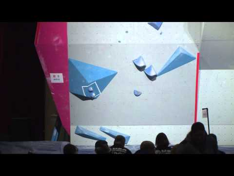2015 ABS Youth - Male D Finals - Problem 3 (LIVE REPLAY)