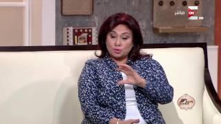الفنانة سلوى عثمان تتحدث عن دورها في مسلسل سقوط حر .. في ست الحسن