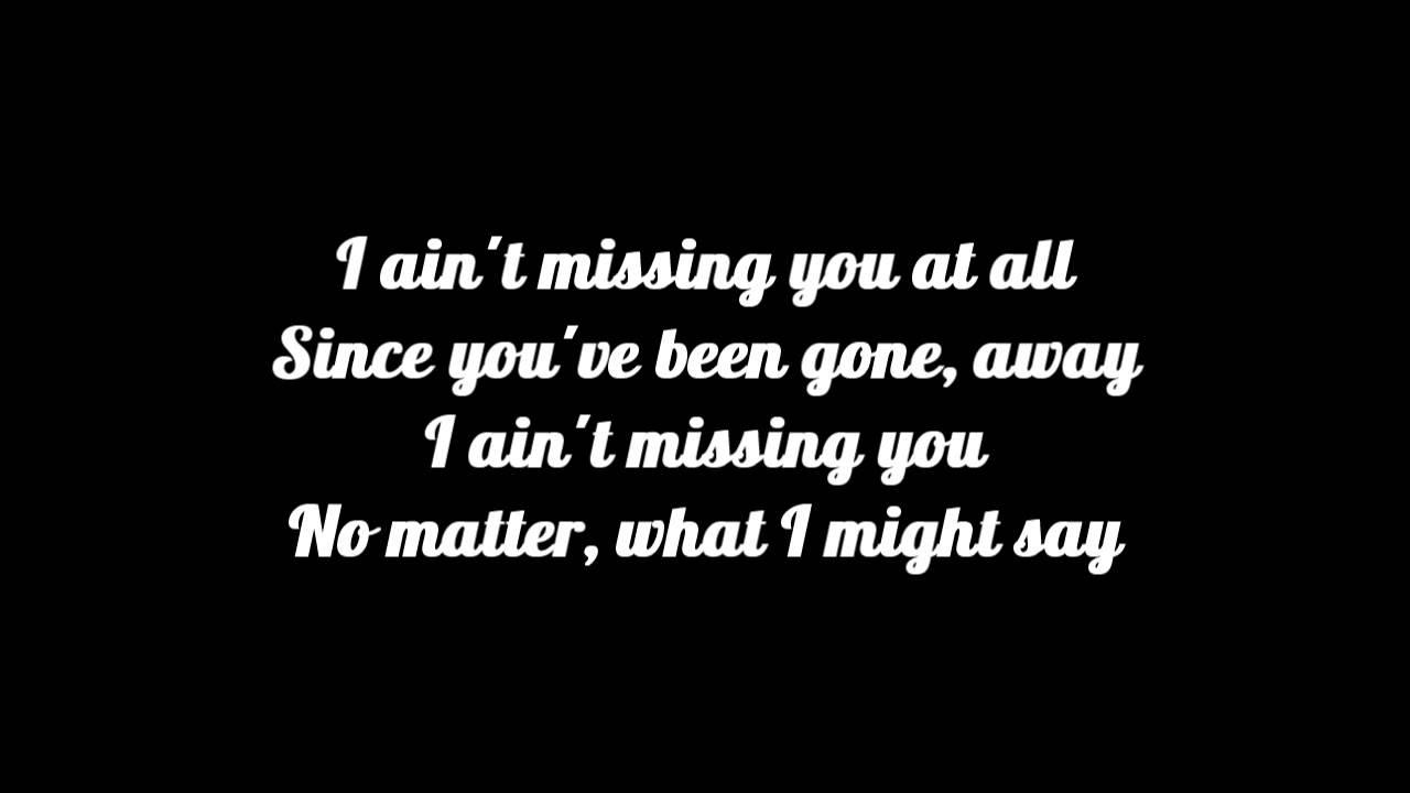 missing you john waite pdf