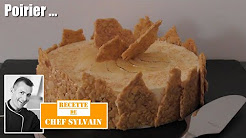 Pear cake recipe by Chef Sylvain