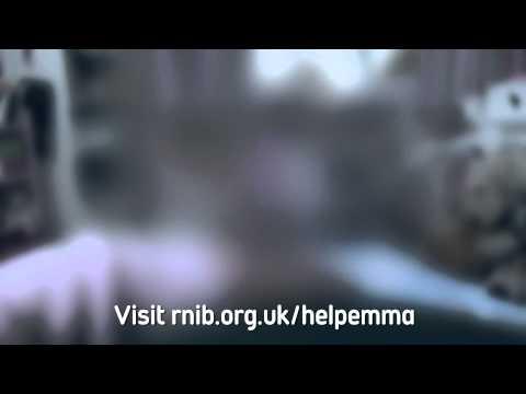 "RNIB ""Once Upon A Time"" TV ad by Kitcatt Nohr Digitas"
