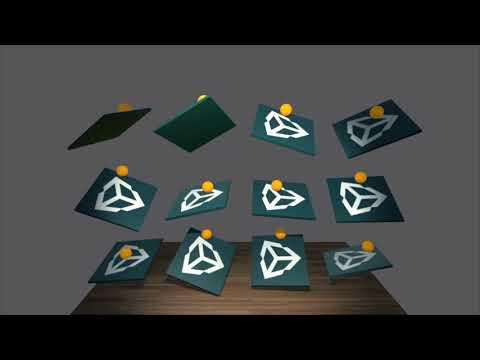 "Unity Machine Learning - Demo ""3DBall"""