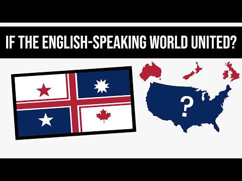 What If The English-Speaking World United?   Alternate History