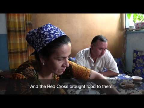 Tajikistan: Mine victims received grants to develop their own business