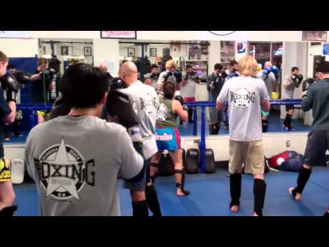 Muay Thai Redondo Beach | Manhattan Beach Kickboxing |  310-376-1602
