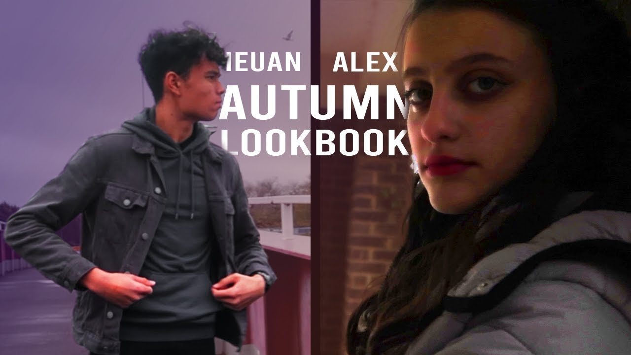[VIDEO] – An Autumn Lookbook 2019 // Ieuan & Alex