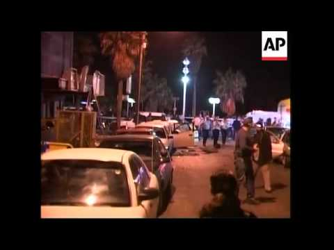 Suicide Bomber Detonates Powerful Blast Outside Nightclub