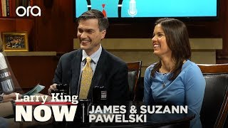 Suzann and James Pawelski on building happy relationships