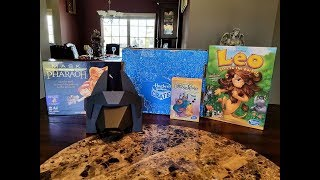 Unboxing Hasbro Gaming's Family Crate