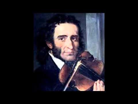 """N.PAGANINI-""""TARANTELLA""""per violino e orchestra-/Franco Mezzena/violino/"""