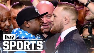 How much will Mayweather make in his fight against McGregor? We have the answer! | TMZ Sports