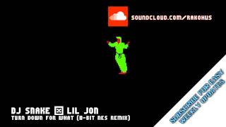 Repeat youtube video Turn Down For What (8-Bit NES Remix)