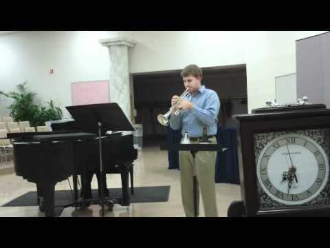 Chris Snyder Audition video 2011