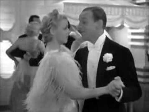 Cheek to Cheek Top Hat, 1935