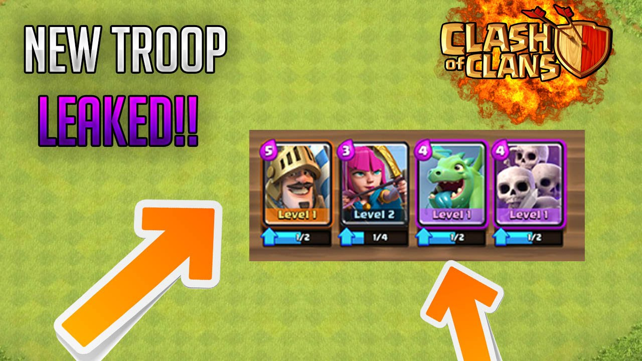 Clash Of Clans Dark Troops Coming Soon | www.imgkid.com ...