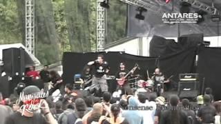 Nonsense premonition - Manizales Grita Rock 2012. Antares El Mejor Rock
