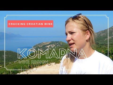 Cracking Croatian Wine: Komarna Wine Region