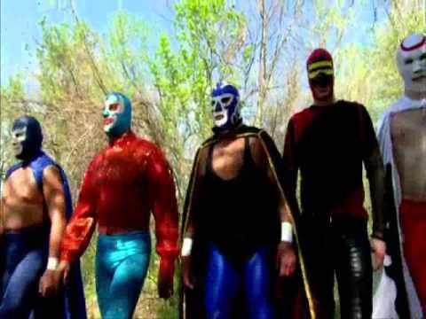 Mil Mascaras movie trailer ''The Aztec Mummy''