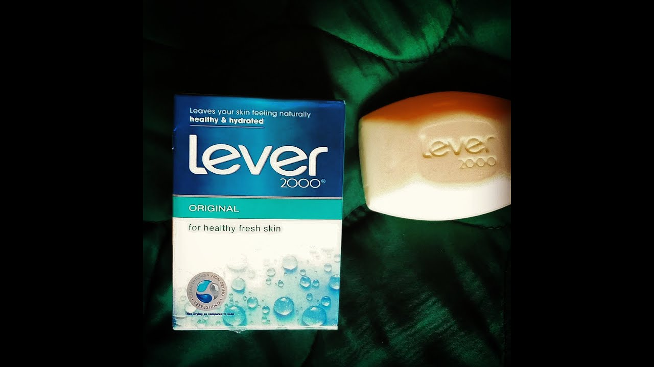 Lever 2000 Bar Soap Review