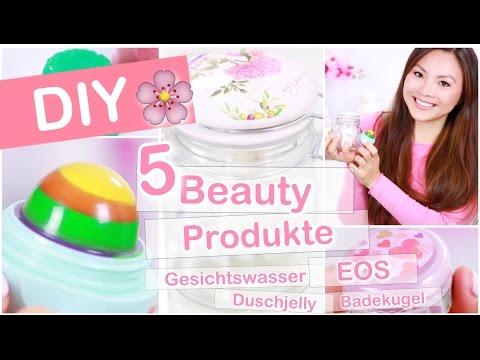 diy beauty produkte eos gesichtswasser badekugel duschjelly selber machen mamiseelen. Black Bedroom Furniture Sets. Home Design Ideas