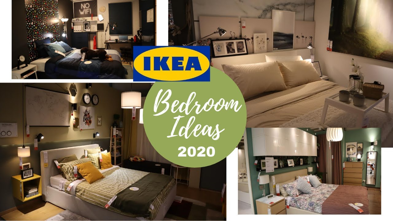 Ikea Bedroom Ideas 2020 Tour Idea Youtube