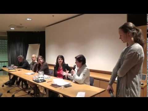 Seminaari perustulokokeilusta 3 20.1.15 - poliitikkopaneeli