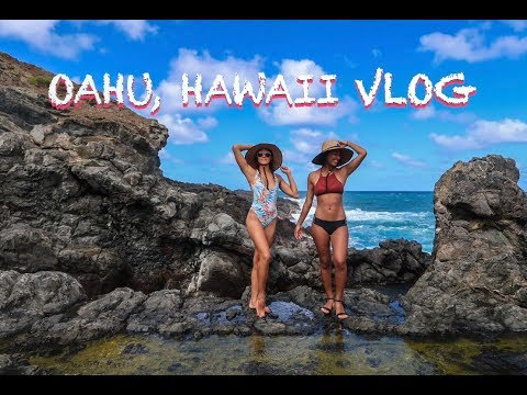 OAHU, HAWAII VLOG 2017 | TRAVEL VLOG