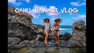 OAHU, HAWAII VLOG 2017   TRAVEL VLOG