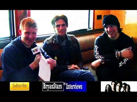 Buckcherry Interview Josh Todd & Keith Nelson 2009
