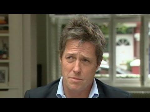 Hugh Grant on British Tabloid Scandal