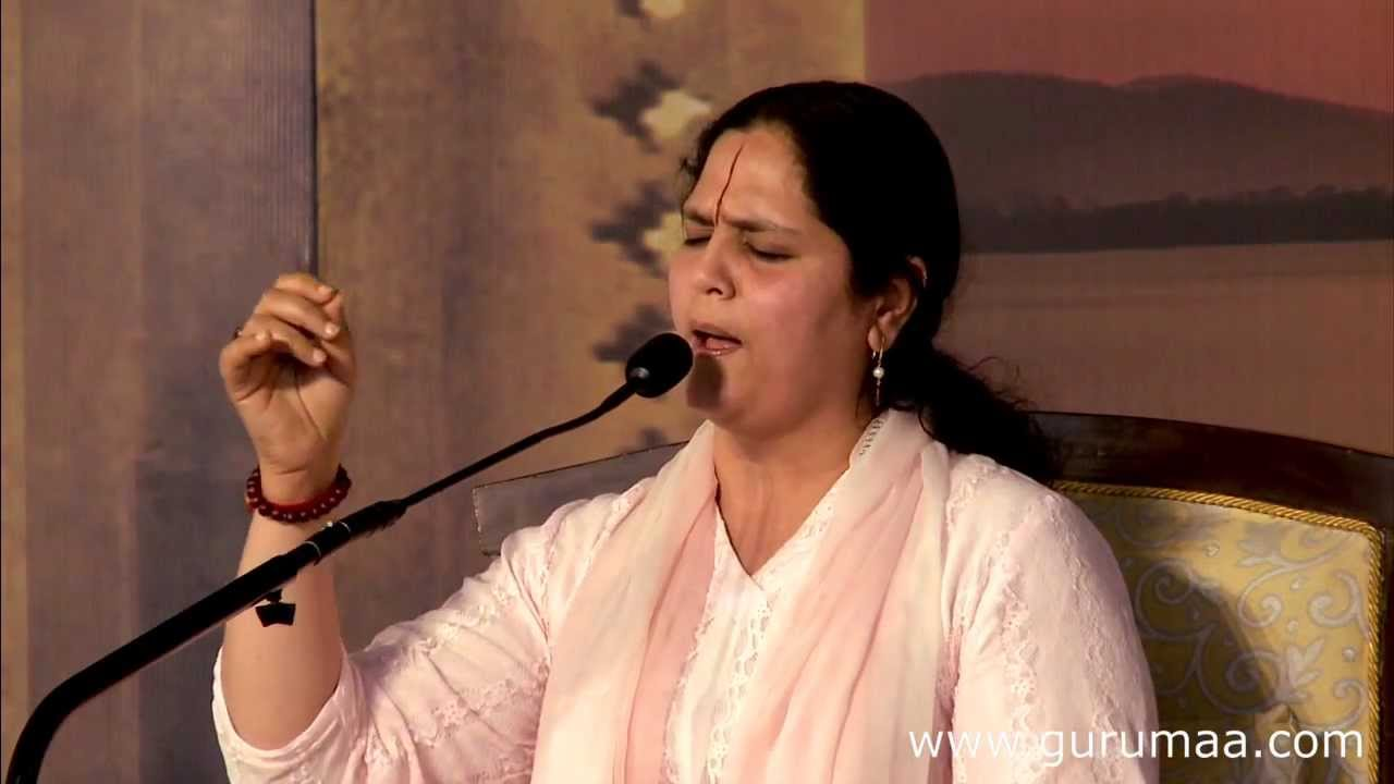 Kayan Nahin teri Nahin teri | Kabir Bhajan | by anandmurti gurumaa