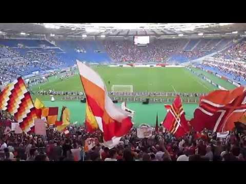 Roma Chievo Verona 2014/15 Campo Testaccio