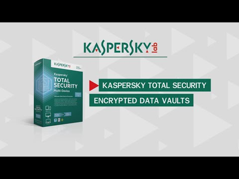 How to hide confidential information stored on your computer with Kaspersky Total Security