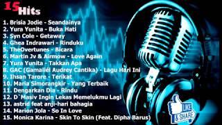 15 Lagu Indonesia Populer Terbaru 2019