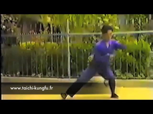 Vidéo Ancienne 11/12 - Tai Chi style Chen Huleijia par Wang Zi