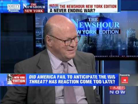 The Newshour  Debate from New York: War on terror backfires? - Part 1 (26th September 2014)