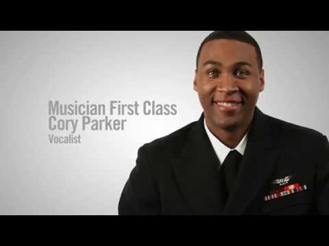Navy Musician - Cory Parker