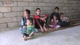 سبعة مكفوفين في عائلة واحدة وثامنهم الفقر