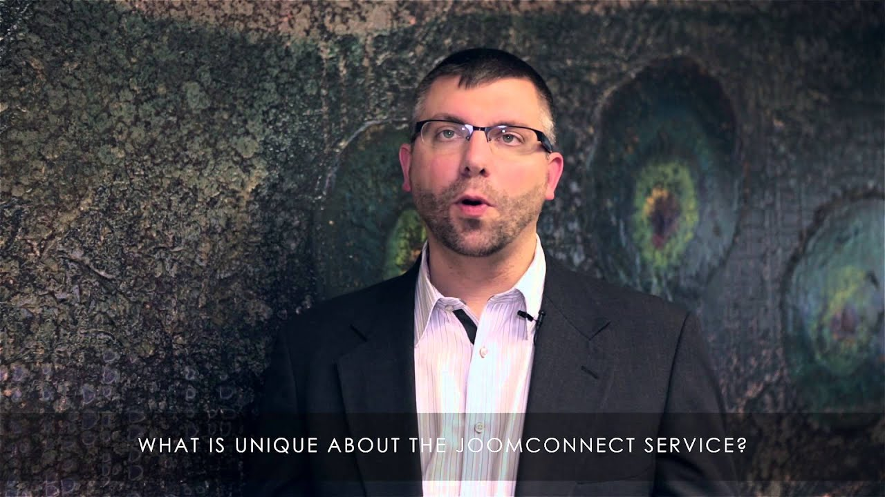 Joshua Van Berkum on how JoomConnect helped with his company's re-branding.