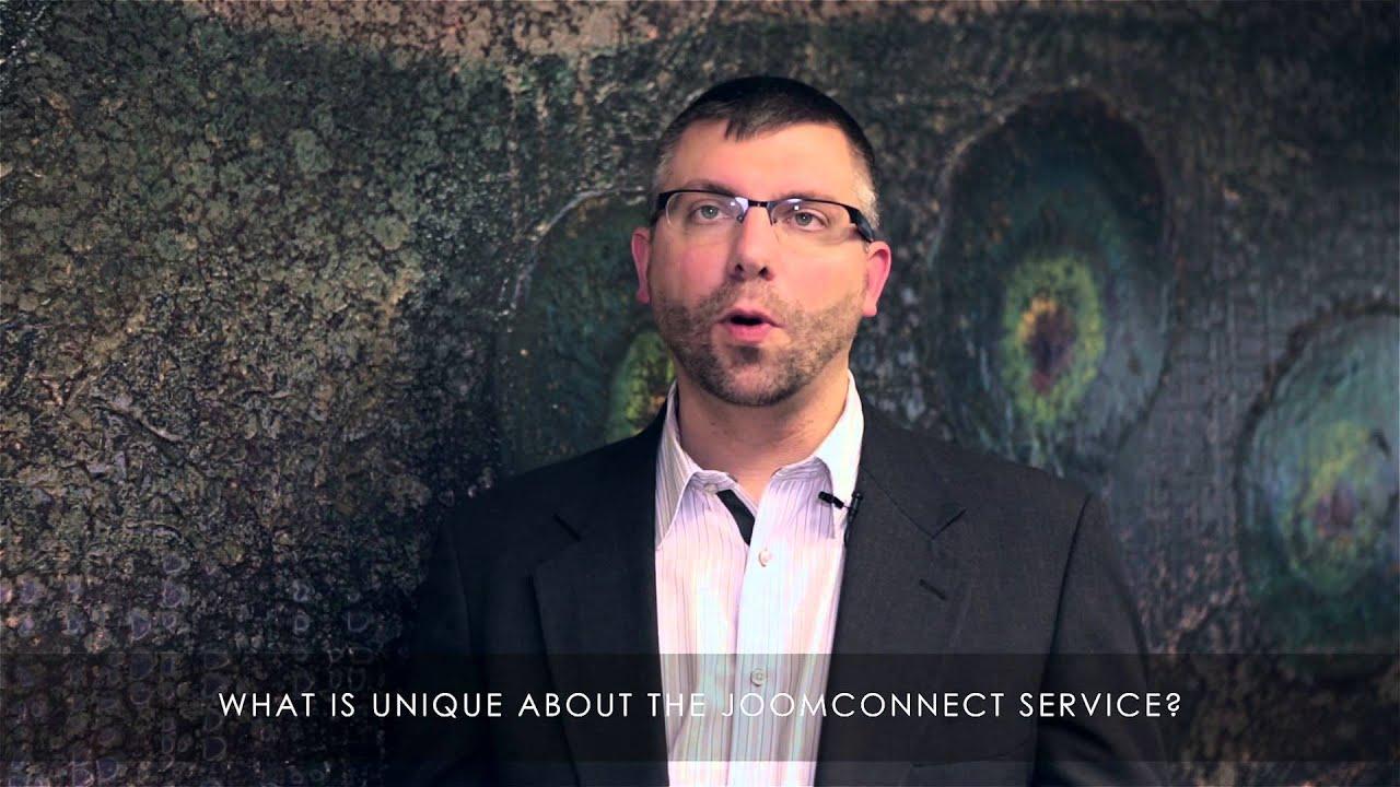 Joshua Van Berkum on how JoomConnect helped with his company's re-branding.